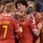 Belgian Red Devils rise to historic second place in Fifa rankings