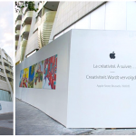 First Apple Store in Belgium opens in Brussels