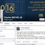 Belgium's prime minister Charles Michel welcomes baby girl