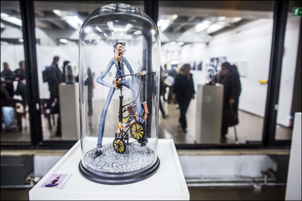 Multidisciplinary Exhibition In Brussels Carte De Visite ARTOpenKUNST