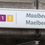 Maelbeek station to reopen on Monday with memorial wall