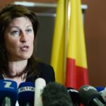 Belgian transport minister steps down