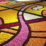 The Brussels´ Flower Carpet will be at the heart of Japan for a few days!
