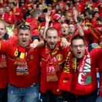 Fan zone reopens at Rogier