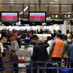 Busiest weekend in history for Brussels Airport