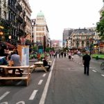 Brussels wins award for pedestrian zone – and vetoes another project