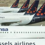 Brussels airlines announced their readiness to merge with Lufthansa