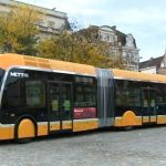 New 'tram-bus' to Brussels airport
