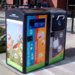 Experiment with 'high-tech bins' has a success in Brussels