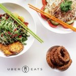 UberEATS brings food to your doorstep from Brussels' restaurants