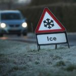 Roads safety warning: cold snap in Belgium will last until Monday