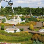 British monuments will remain in the Brussels Mini-Europe Park