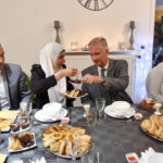 King Philippe visited Muslim family in Evergem and joined special dinner iftar