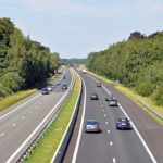 Fines for not driving fast enough in Belgium