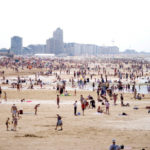 This weekend will bring about 400,000 visitors to Belgian coast