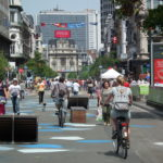 Pedestrian zone in Brussels will equipped with retractable bollards