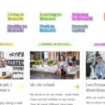 New English website for Brussels expats
