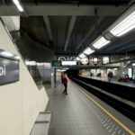 All Brussels metro stations are with free wi-fi now