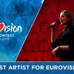 Belgium's candidate for Eurovision Song Contest