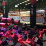 New Brussels trampoline centre