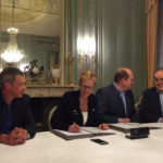 Historic cultural agreement between Brussels city and ULB
