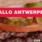 "Burger chain ""Five Guys"" will open first restaurant in Belgium"