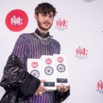 Belgian singer Oscar and The Wolf won three MIA awards