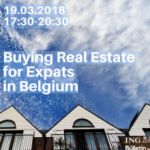 Buying a property in Belgium: Free seminar
