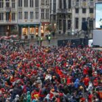 No big screens in public spaces in Brussels during World Cup