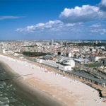 Belgian coast attracted 1.1 million of tourists last weekends