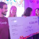 €200,000 from Google to Molenbeek coding school