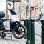 Electric scooters sharing scheme is launched in Brussels