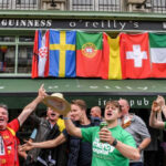 Watch the Football World Cup in Brussels