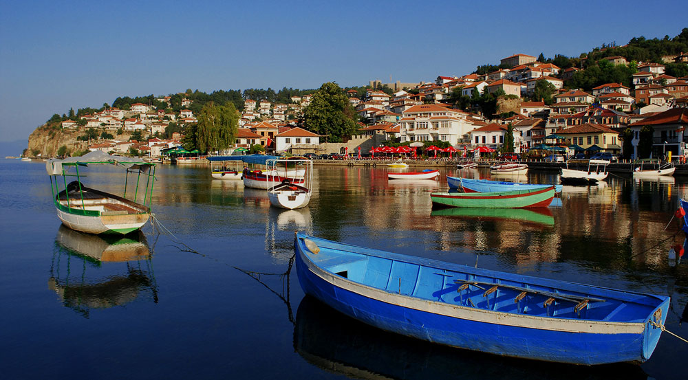 boats-ohrid-macedonia